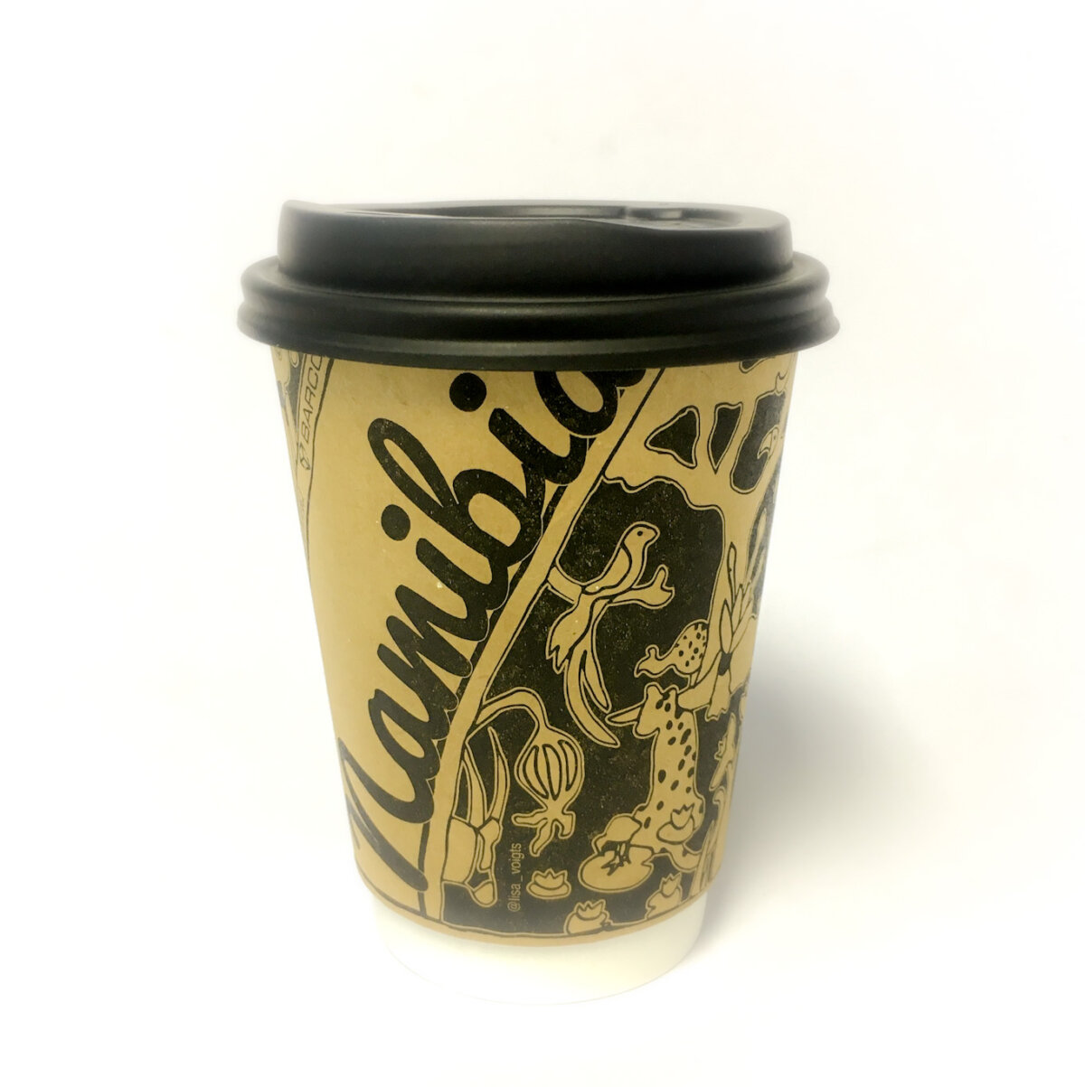NAMcup _compostable 350ml cup 1